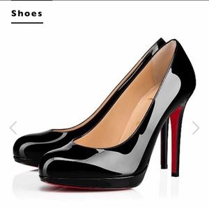 Size 6 Christian Louboutin heels